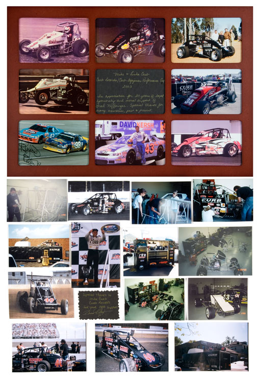 AUTORACING COLLAGE 02