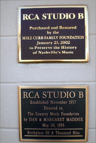 RCA Studio B (A)